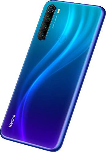 N8 128GB Dual-SIM GSM Unlocked Phone - Neptune Blue (Renewed)