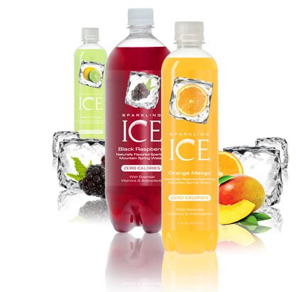 Sparkling ICE Spring Water, Variety Flavors, Black Raspberry, Pink Grapefruit, Orange Mango, Zero Calories 17-ounce Bottles, Pack of 36
