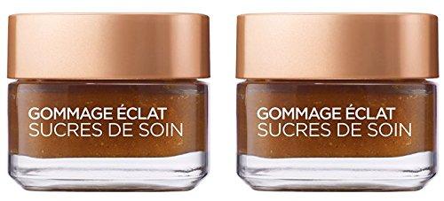 L' oréal Paris Zuccheri di cura Scrub Eclat 50ml–Set di 2 L' Oréal Paris A9435400
