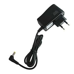 Cargador 9V compatible con Teclado Casio CTK-573 (Fuente de alimentación)