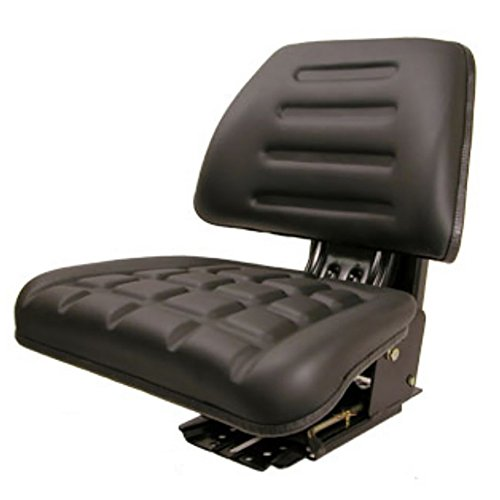 tractor seat with suspension - 5