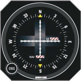 BENDIX KING KI-209 VOR/LOC/GLIDESLOPE ()