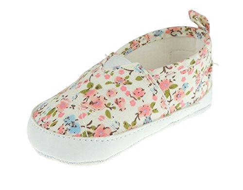 Calçados De Em Jardim Padders Impressão Deslizamento Bebé Floral Adorável Laderrreihe Inglês Owpgxfq8