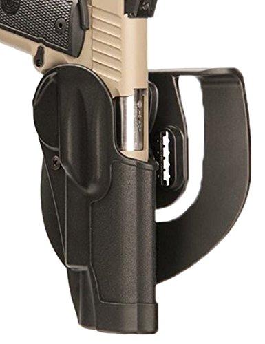 BLACKHAWK! 415665BK-R Standard Springfield XDS .45 CQC Holster, Size 9, ()