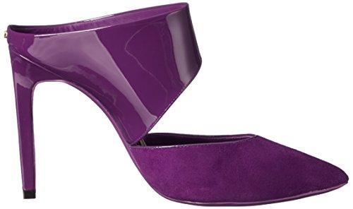 Amenoa Ted Dress Baker Suede Pump Women's Purple qwvUCw