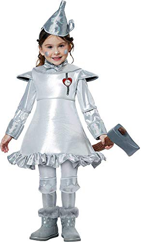 Wonderful Protector Tin Man Of Oz Robot Dress