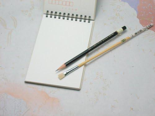 デザイン・日本画用筆 平筆1号