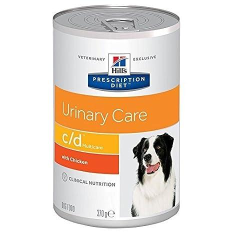 Hill`s Alimento Dietético para Perros C/D - 370 gr: Amazon.es: Productos para mascotas