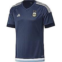 Adidas Mens Climacool Argentina Away Replica Soccer Jersey