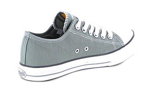 Dockers by Gerli Damen 36UR201-710 Canvas Sneaker Khaki Größe 40