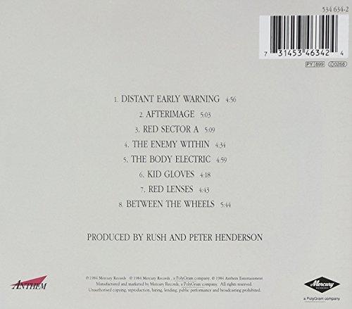 Buy rush signals cd