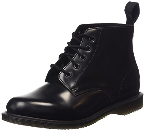 Dr. Martens Women's Emmeline Boot, Black, 7 UK/9 M US