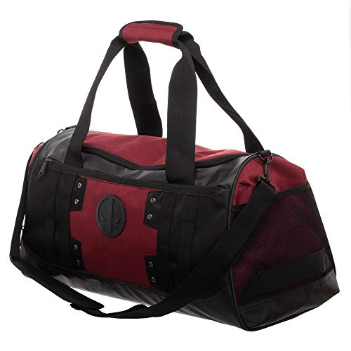 Deadpool Duffel Bag (Duffle Bag) -
