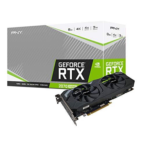 PNY GeForce RTX 2070 Super 8GB Dual Fan Graphics Card