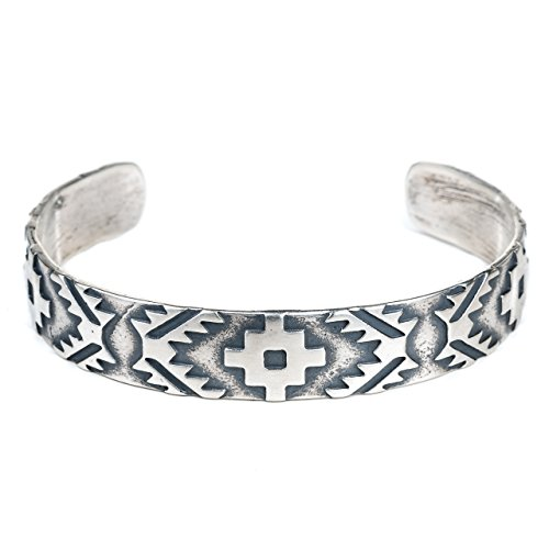 Buy navajo silver cuff