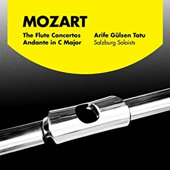 Amazon.com: Andante in C Major for Flute and Orchestra, K