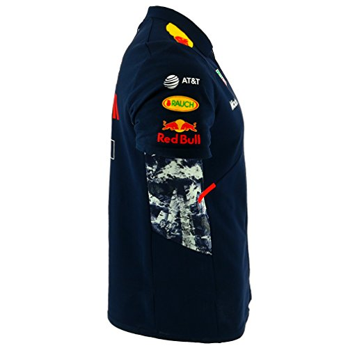 Red Bull Infiniti F1 Racing Team Drivers Puma Polo Camisa Oficial ...