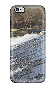 Defender Case For Iphone 6 Plus, Waterfall Saale Germany River Nature Other Pattern