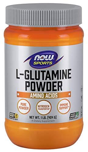 NOW Foods Sports L-Glutamine Powder — 1 lb