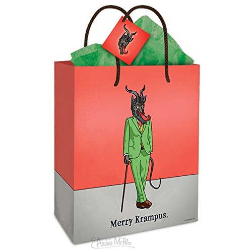 Krampus Gift Bag -