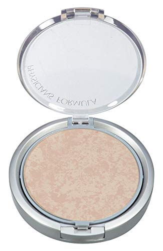 Physicians Formula Mineral Wear Talc Free Mineral Pressed Face Powder, Creamy Natural, 0.3 Ounce