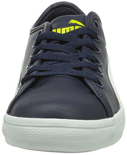 Sneaker Elsu white Sl 03 peacoat Unisex Adulto blau Blu Puma TSOEwE