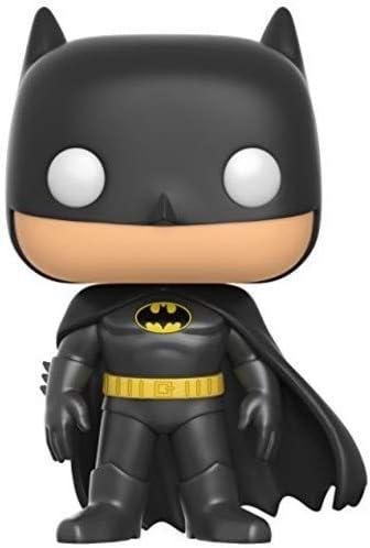 schwarz DC Funko 11496 POP Vinylfigur Standard Classic Batman