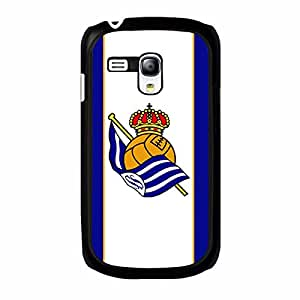 Attractive Style FC Printing Real Sosiedad De Football Plastic Phone Case for Samsung Galaxy S3 Mini San Sebastian City Protective Case