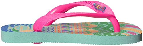 Pictures of Havaianas Kids Fantasy Sandal, (Toddler/Little Kid),Ice Blue,27/28 BR (11-12 M US Little Kid) 3