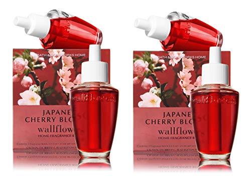 - Bath & Body Works Wallflower Bulb Refills - Japanese Cherry Blossom - TWO Boxes, FOUR bulbs!