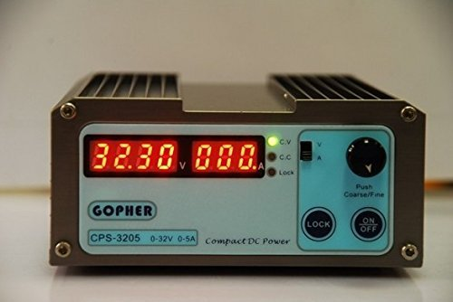 CPS-3205 Mini Variable Adjustable DC Power Supply 0-32V 0-5A AC110-240V