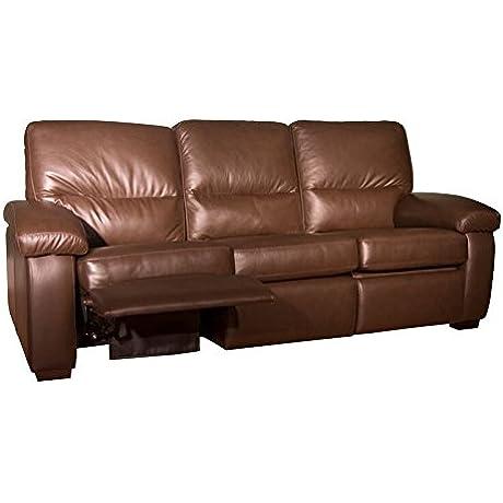 Coja Spx9561 MIDLAND Recliner Sofa White Leather