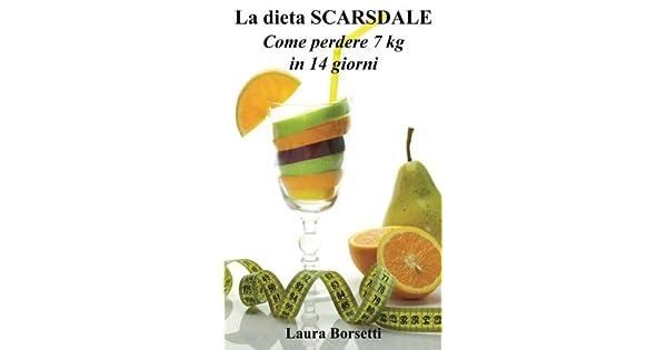 dieta completa di mantenimento scarsdalene