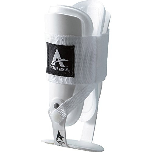 Active Ankle T2 Rigid Ankle Brace For Injured Ankle Protection & Sprain...
