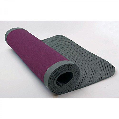 Nike Ultimate Pilates Mat 8mm Purple Grey Lifestyle Updated