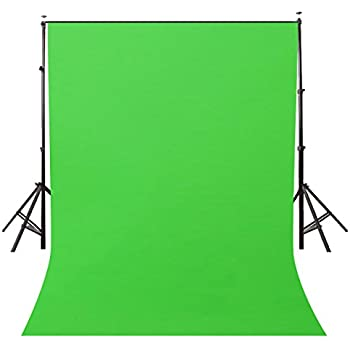 Tidssvarende Amazon.com : Green Screen Backdrop Background by Fancierstudio -6 GW-49