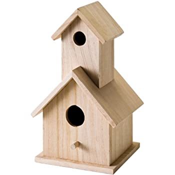 Toysmith Paint-a-Birdhouse Kit : Bird Houses