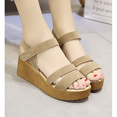 Buckle Summer Black US8 Women'S Sandals Walking CN39 Soles Pu EU39 Heel UK6 White RTRY Marylight Flat Flat Mary Casual Dress Soles Light 4Snxx
