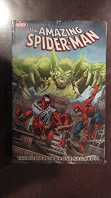 Spider-Man: The Complete Clone Saga Epic Book 2 TPB: Amazon ...