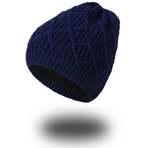 señoras sombreros MASTER caliente blue Navidad cálido Señoras rojo tapas beanie de sombreros Navy hombres Halloween tejidos vino tejido sombreros sombreros engrosamiento encapuchados 77T1a4Wcr