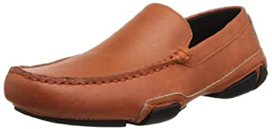 Kenneth Cole Unlisted Men's To Be Bold Slip-On Loafer,Orange,7 M US