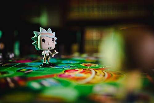 Funkoverse: Rick & Morty 100 2-Pack Board Game