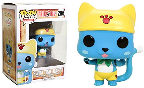 Funko Pop! - Figura Fairy Tail - Harry Swim Time - Figura