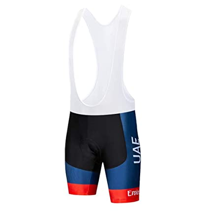 Hombres Gel Almohadillas Ciclismo Jersey Traje Culotte Corto ...