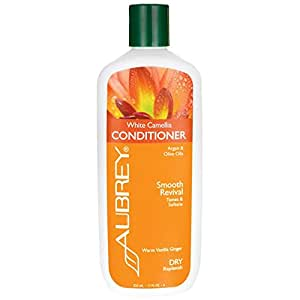 Aubrey Organics - White Camellia Conditioner, 11 fl oz