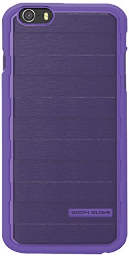 Body Glove Horizontal Case - Body Glove Rise Case for iPhone 6 4.7-Inch - Retail Packaging - Purple