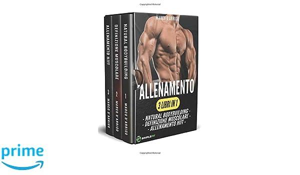 programma di perdita di grasso per i bodybuilder