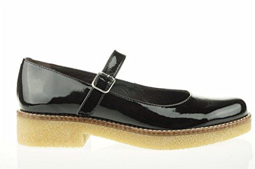 Negro Zapato Piel Negro Zapato Piel Zapato Piel Negro aHn0R