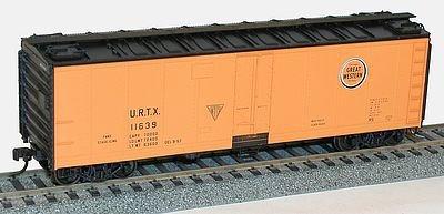 Accurail ACU8318 HO KIT 40' Steel Reefer, CGW/URTX