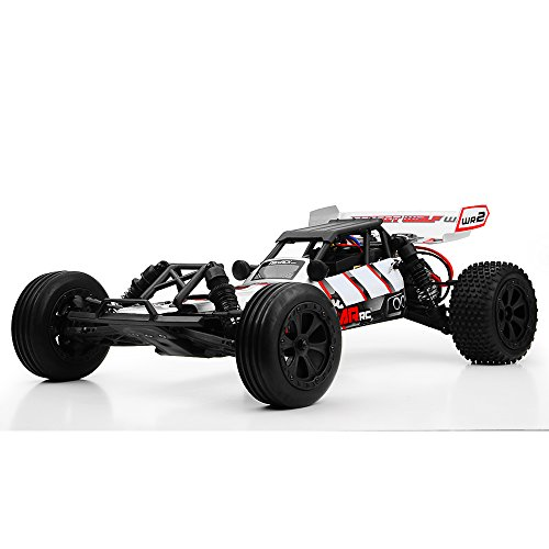 Buggy Rc - Mad Gear Racing Desert Wolf Baja 1/10 2WD RTR RC Buggy (Red)